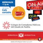 Café Contable (Más allá del CFDI 3.3 en el programa del IMCP)