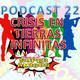 El Podcast de los SuperAmigos Episodio 22 CRISIS EN TIERRAS INFINITAS