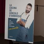 Entrevista Gonzalo D´Ambrosio - Recetas fáciles para sorprender - Fnac Málaga