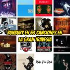 Enrique Bunbury en 53 canciones.