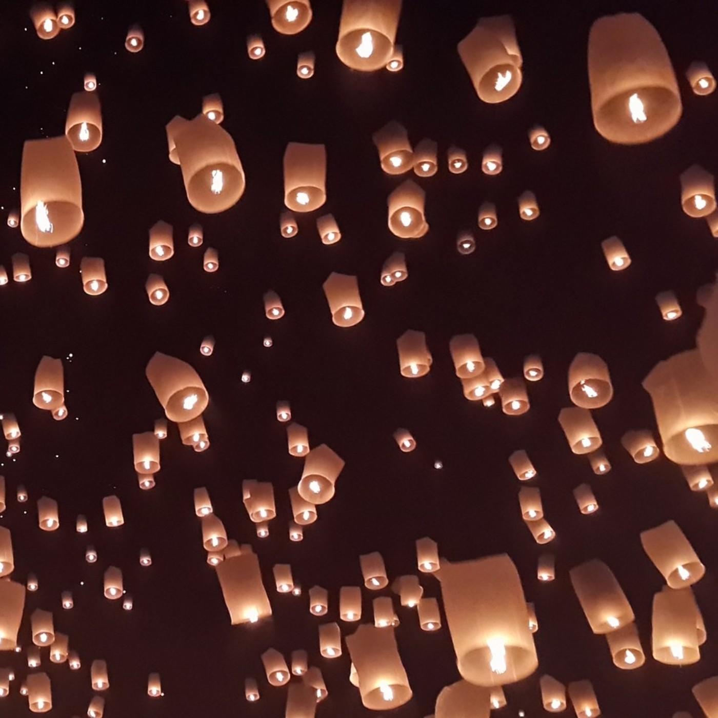 #63 Chiang Mai sin planes y el festival de las linternas 2019 una experiencia para toda la vida