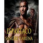 LODE 1x13 ESPARTACO: Sangre y Arena, ISAAC ASIMOV y su obra
