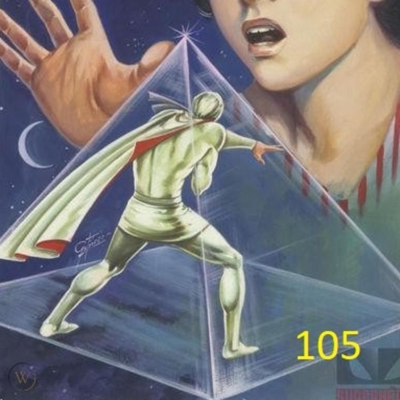 30x105 Muerte en la cuarta dimensión Kaliman