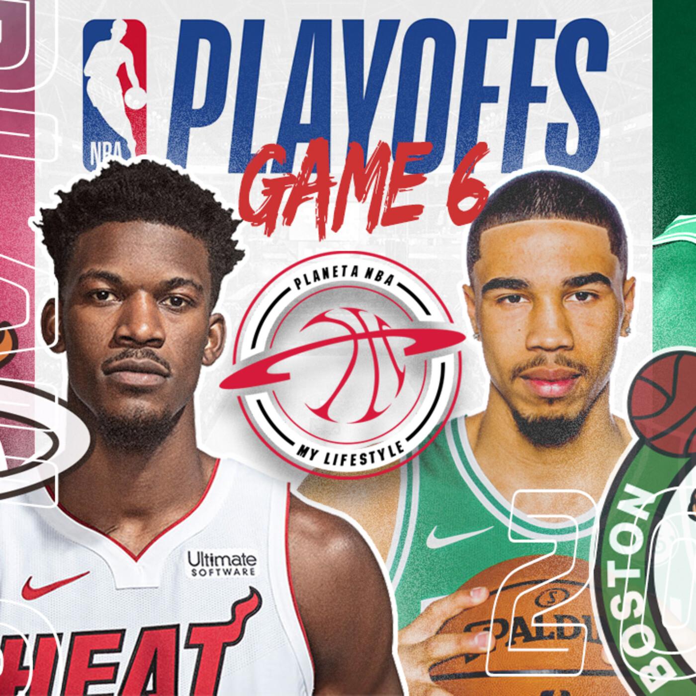 Post-Partido Miami Heat - Boston Celtics G6 28.09.2020
