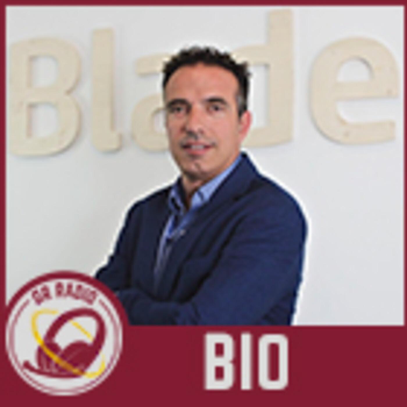 GR BIO - Entrevista a Rubén Mercado (Blade y Vandal Radio)
