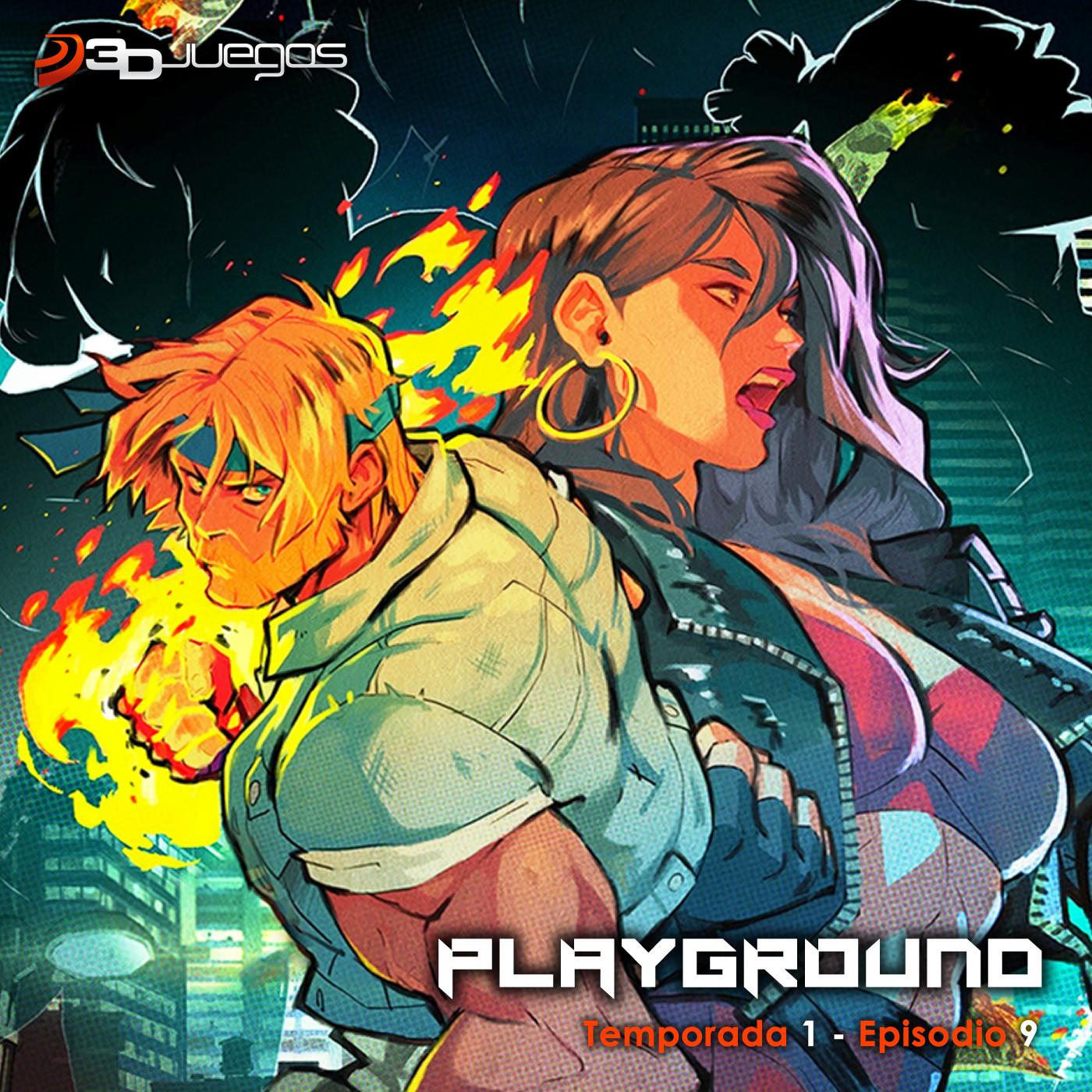 Playground Episodio 09 - Streets of Rage y el Día de las Madres