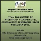 Geo Espacio - Bryan Zuñiga