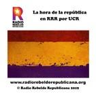 La hora de la República en RRR por UCR - 03.10.2019