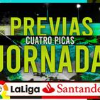 Mini Previa Jornada 3 Liga Santander 2019/20