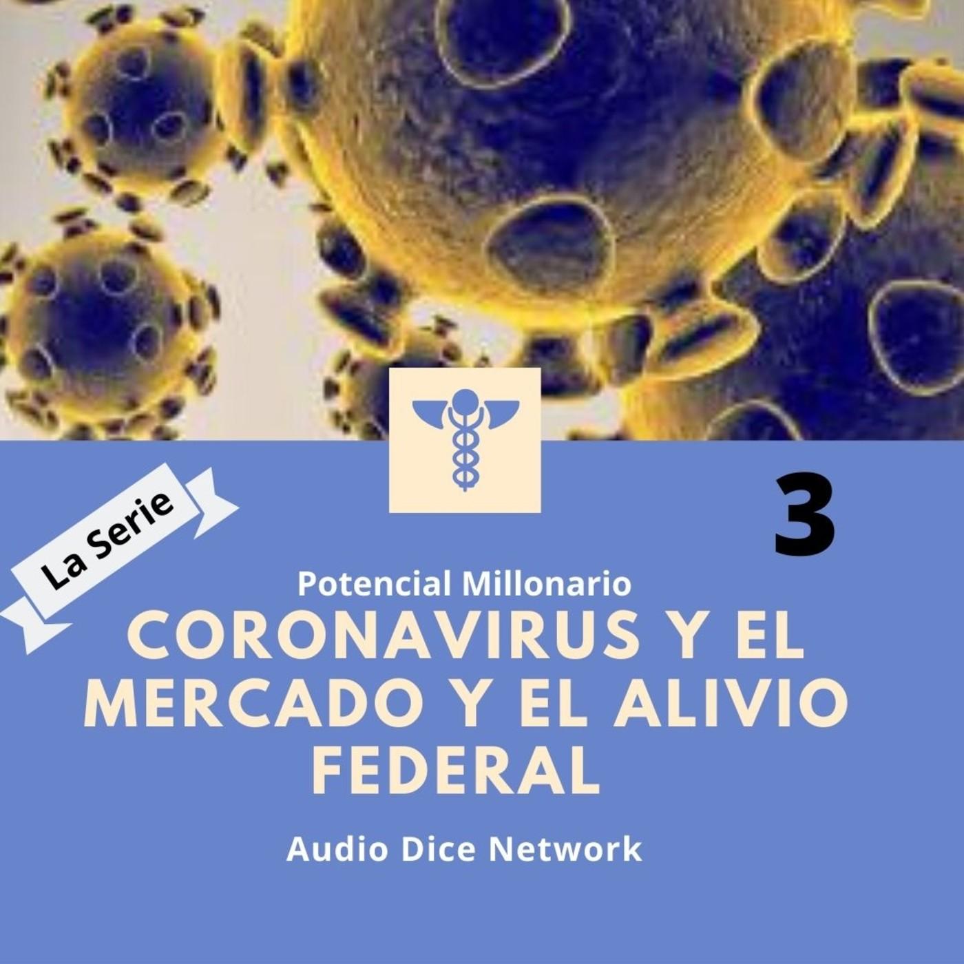 Coronavirus y el mercado y el alivio federal
