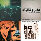 Programa 312: Fresh Sound Records - Second Stream, Smack 7 Dab i Pepper Adams