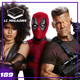 Review: Deadpool 2 / Thundercats Roar- Episodio 189 - LC Magazine