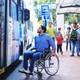 Guayaquil ya cuenta con servicio de transporte inclusivo y accesible.