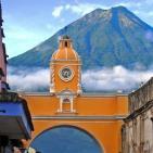 Un paseo por La Antigua Guatemala