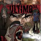 """Entrevista a Llor y del Castillo """"El Ultimo Día""""Rocketman proyec, noticias de Comic Barcelona"""