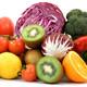 Las frutas y verduras son alimentos íntegros