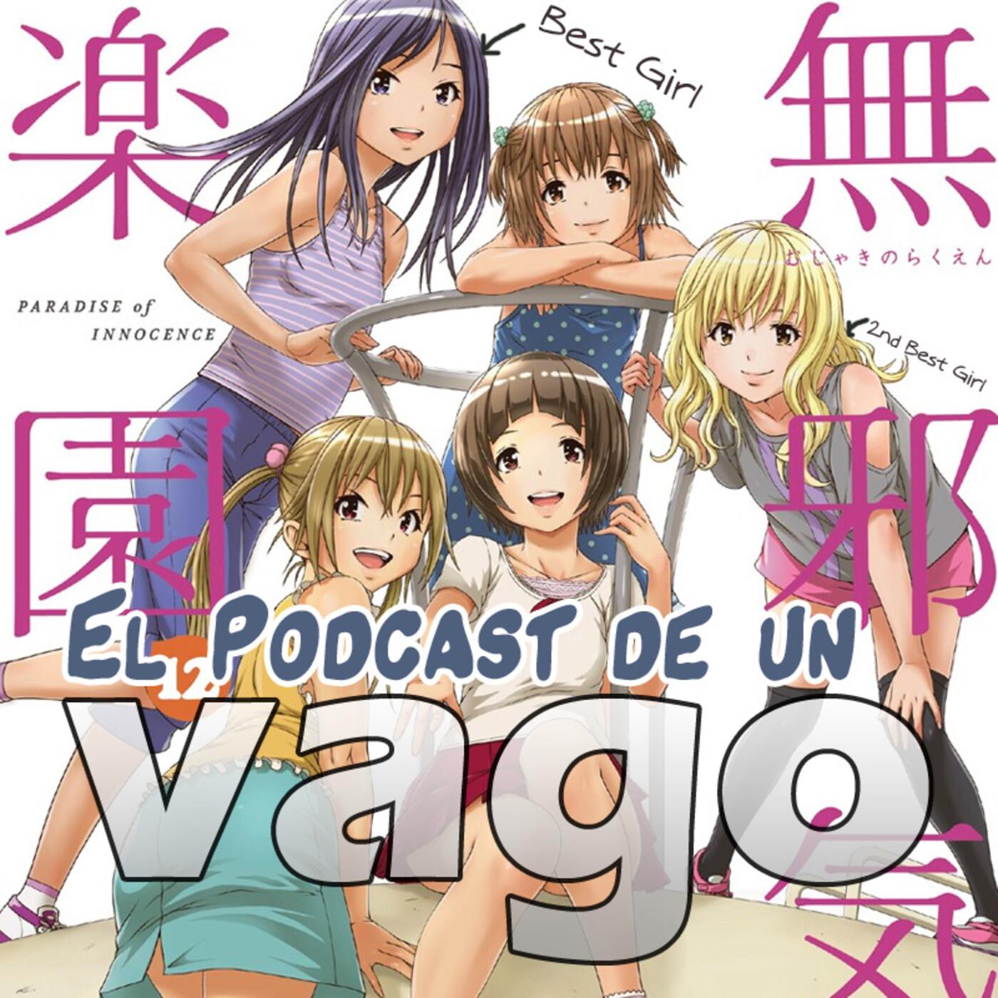 VagoPodcast #97: Mujaki no Rakuen y Estrenos de Temporada