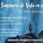 JÓVENES DE RENOVACIÓN CARISMÁTICA Entrevista con el sacerdote Manuel Jesús Ortiz y el joven José María Evangelista