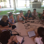 Radio CRC: Entrevista Bromas Aparte