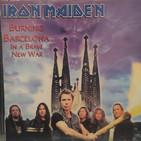 Iron MaidenThe Mercenary4:38-Burning Barcelona In A Brave New World 2000