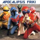 AF 189 - Go! AfersRangers! Super Sentai!