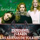 LODE 9x03 HERIDAS ABIERTAS (Sharp Objects), Expediente TOLKIEN: Las Arañas de Tolkien