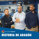 Historia de Aragón 12 – El primer partido de fútbol radiado en España y la Batalla de Alfambra en la Guerra Civil