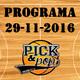 Pick&Pop 29/11/2016
