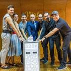 Danza, música en directo y narración en 'Harria' la nueva propuesta de Iñaki Palacios