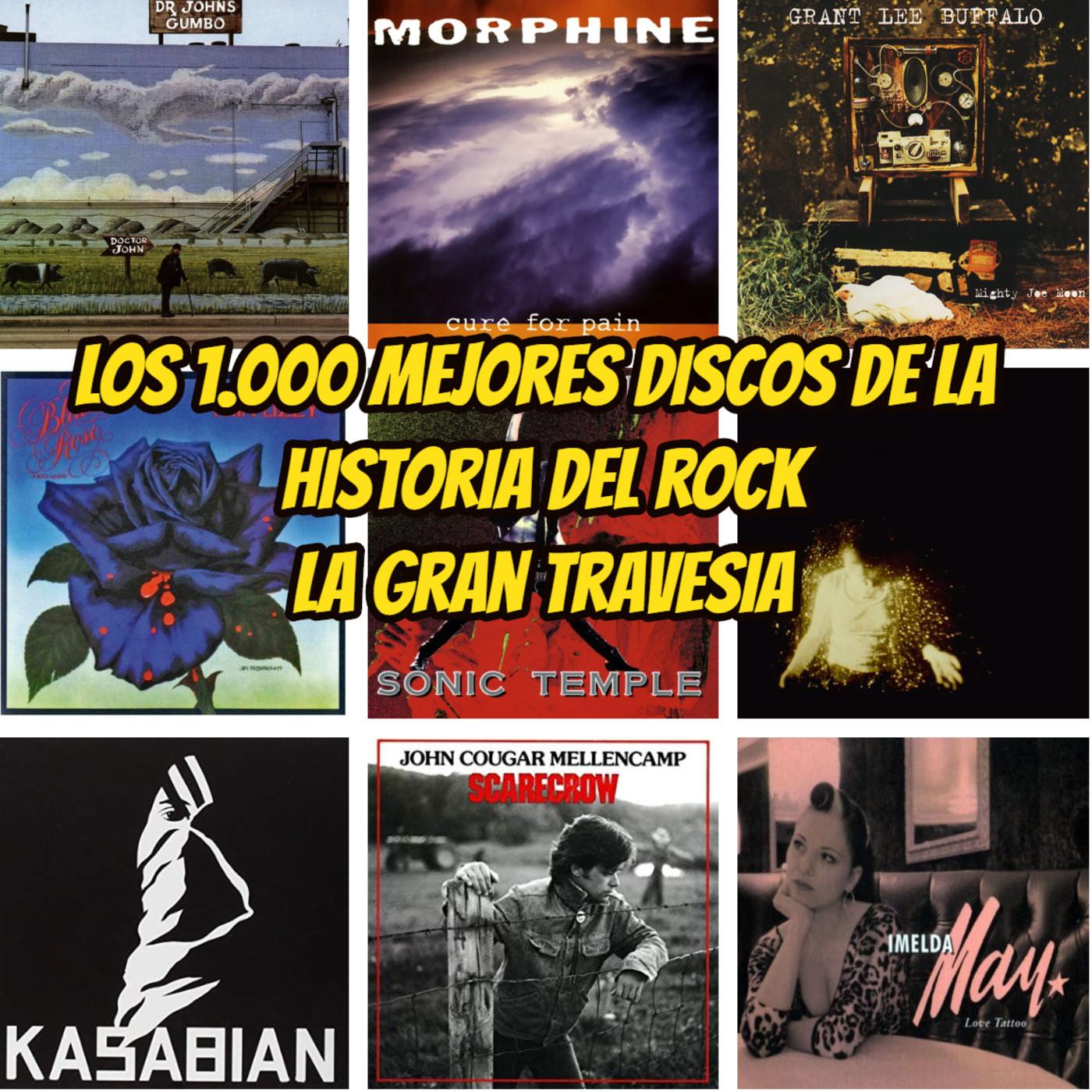 Los 1.000 mejores discos de la Historia del Rock 044. La Gran Travesía.