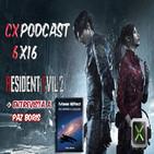 CX Podcast 6x16 I Especial Resident Evil 2 Remake + Entrevista a Paz Boris