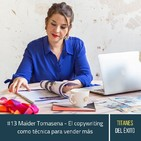 #13 Maïder Tomasena - El copywriting como técnica para vender más