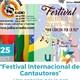 """Programa Entrecantos 25 de octubre, 2019: Festival Internacional de Cantautores """"Una canción por la paz"""""""