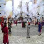 'Arcabussada' fiestas de Moros y Cristianos de Alzira 1