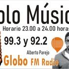 Sólo música. Con Alberto Parejo. Martes 20 octubre 2020