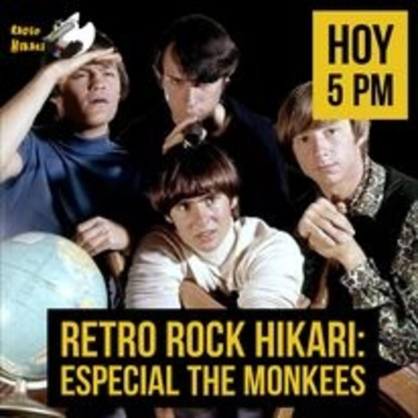 Retro Rock Hikari: Especial The Monkees