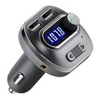 Emisor Audio Bluetooth para el coche, práctico y barato