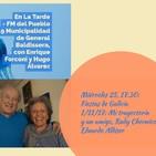 Fiestas de Pontevedra - Carta a mi pueblo - Eduardo Aldiser - Radio Municipal 87.9 General Baldissera - Córdoba
