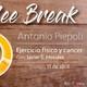 Coffee Break 8 - Ejercicio físico y cáncer en edad pediátrica con Javi Morales