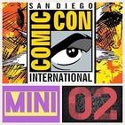 MiniVerso 2 - San Diego Comic Con 2018