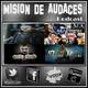 2x05 - Mision de Audaces - Mejores peliculas de Acción. (Programa 17 MDA)