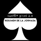 4 Picas 2.0 07x128 Resumen de la jornada 26 de la liga Santander