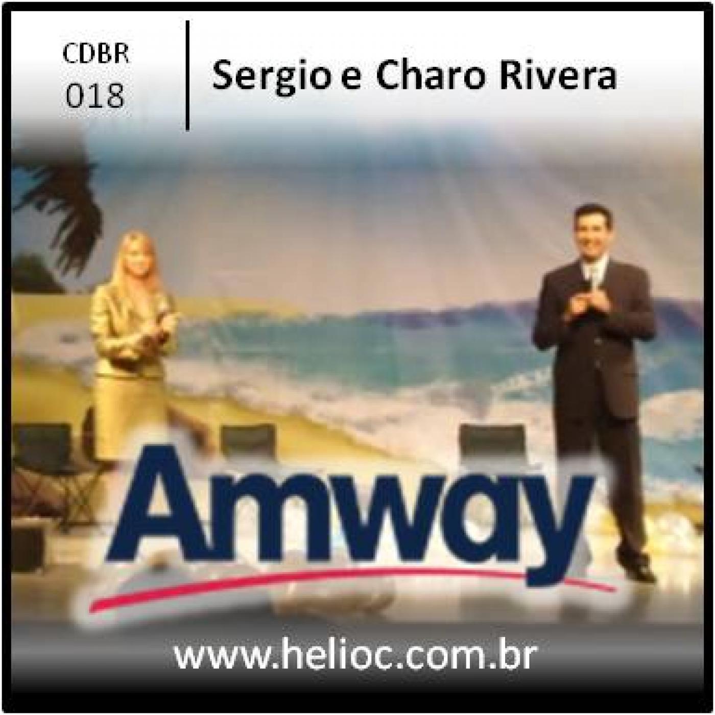 CDBR 018 - Treinar Todos os Dias - Sergio e Charo Rivera