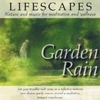 LLuvia en el Jardin