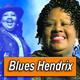 MARVA WRIGHT · by Blues Hendrix