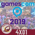 GR (4x01) Repaso completo a la Gamescom 2019 desde dentro (Cyberpunk 2077, FF VII Remake, Avengers, Borderlands 3 y más)