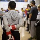 III Jornadas Zaleando Barreras desde la Juventud JULIO RUBIO Vivir y pelear desde nuestros barrios Hortaleza Boxing Crew