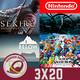 GR (3x20) El futuro de Nintendo, Alien decepciona, Nostrapachter, Sekiro. Análisis Below y Super Smash Bros Ultimate