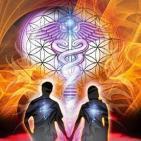 UniÓn sagrada el balance regresa -ancle a la tierra