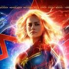 La Casa de EL 120 - Capitana Marvel